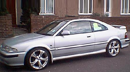 ROVER 220 Coupe 1992 → 2000